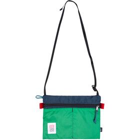 Topo Designs Accessory Shoulder Bag navy/kelly